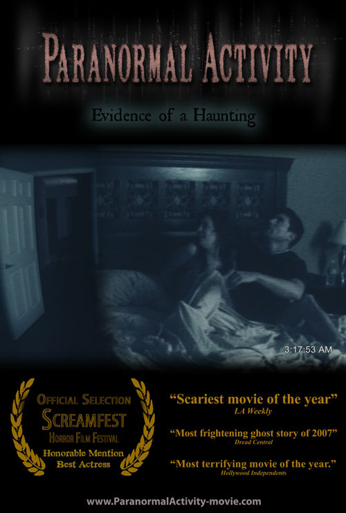 12 Haunting Facts About Paranormal Activity Mental Floss